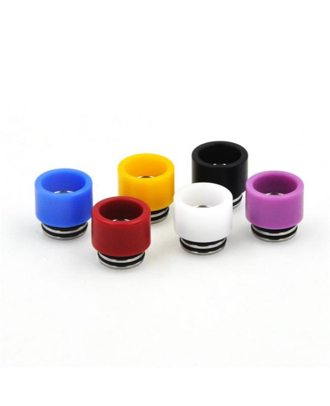 Epoxy Resin Stainless Steel TFV8 Drip Tips