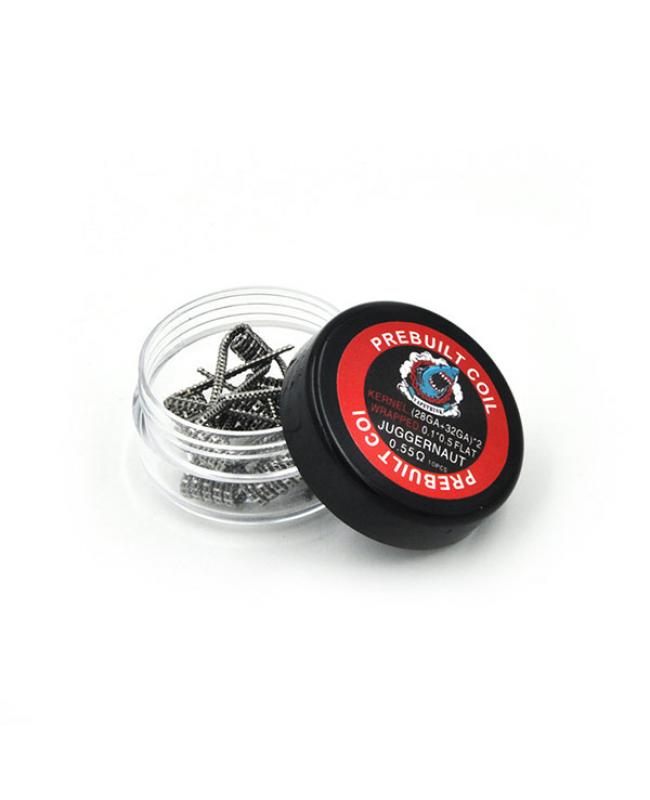 juggernaut cheap vape coils