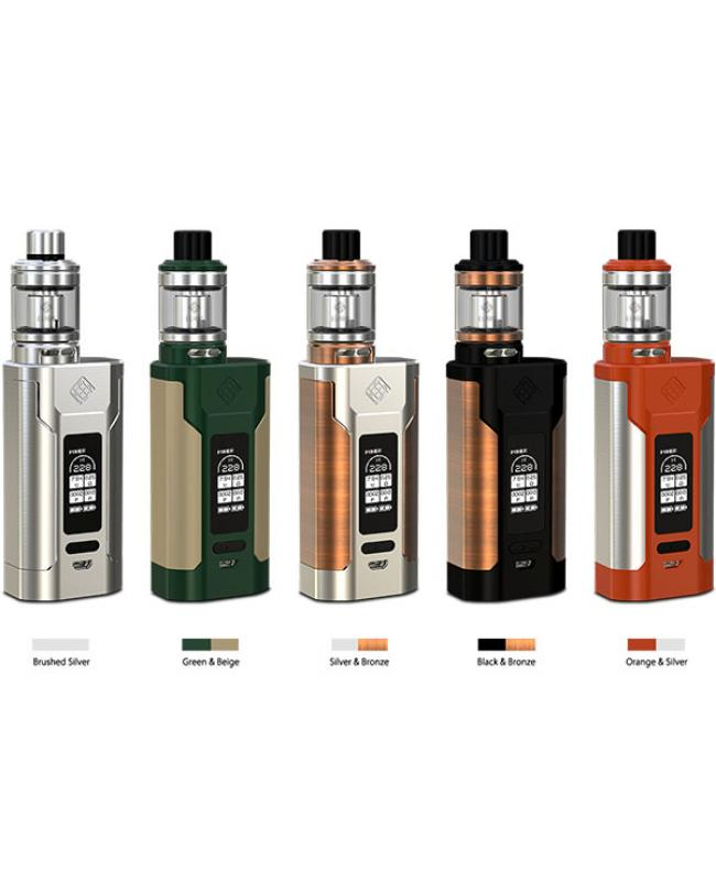 Wismec Predator 228W Vape Kit With Elabo Tank