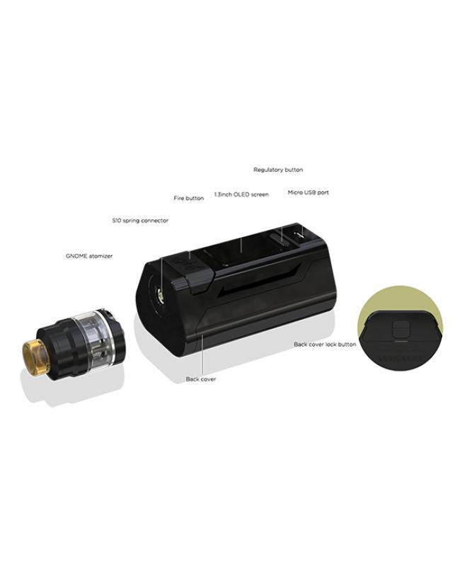 Wismec Reuleaux RX2 21700 Vape Kit