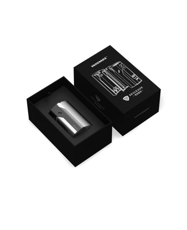Wismec RX23 Temp Control Box Mod
