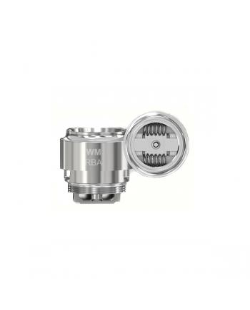 Wismec WM Coil Heads- For Gnome Tank