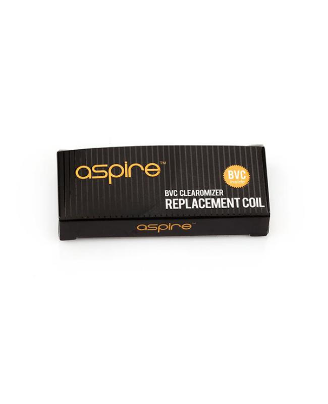 Aspire BVC Coils For Aspire BDC CE5 ET CE5S ETS Clearomizers