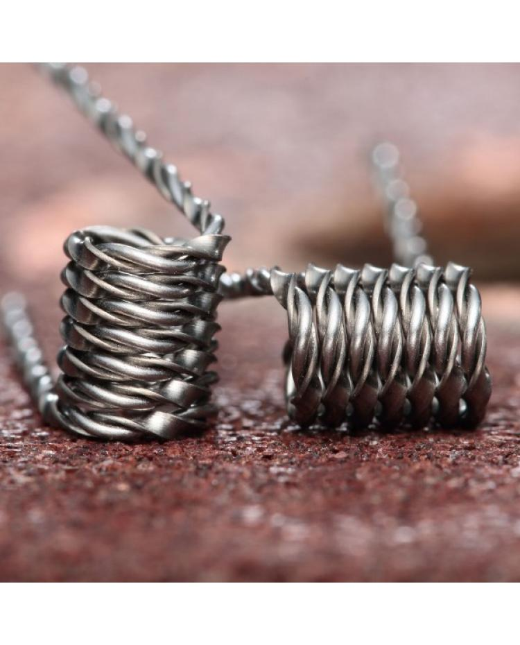 Mix Twisted Dual Coil Vape