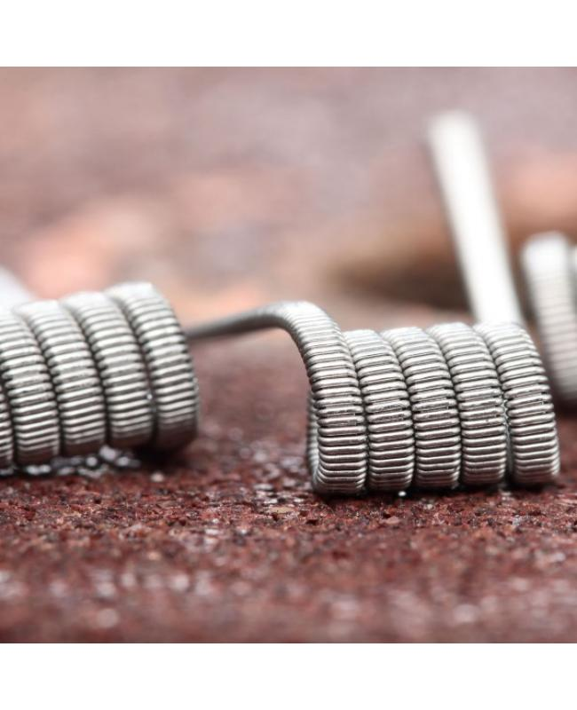 Fused Clapton Coils For E Cigs