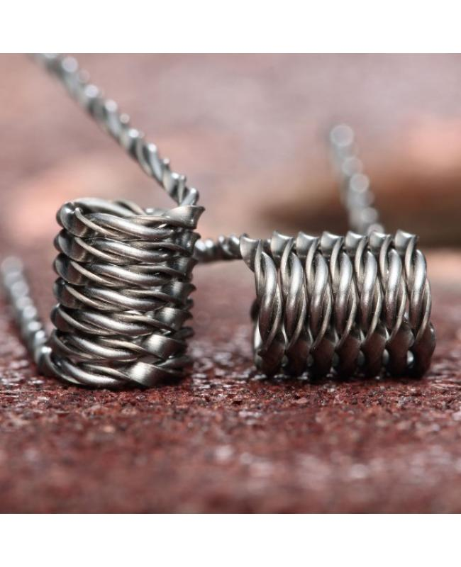 Mix Twisted Clean E Cig Coil