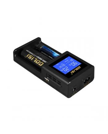 Golisi S2 18650 Battery Charger