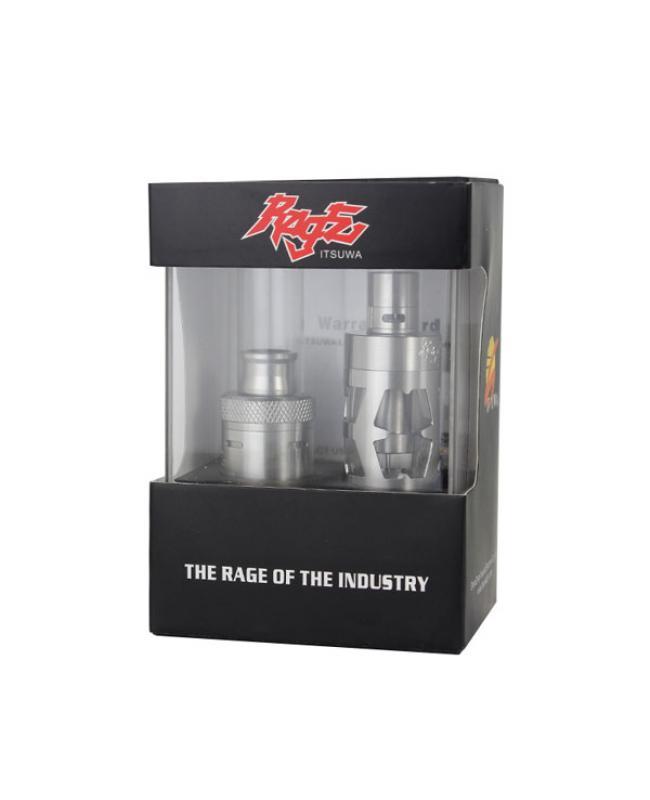 Rage Tank RDA RBA Sub 3 In 1