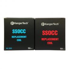 Kanger SSOCC Coil Heads 5PCS Per Pack
