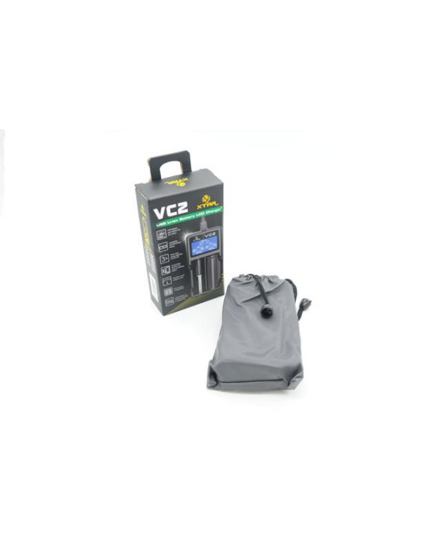 Xtar VC2 USB Battery Charger