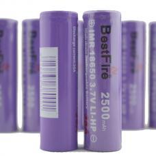 IMR 2500mAh 35Amps 18650 Bestfire Battery