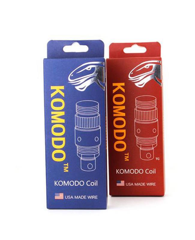 Komodo Tank Coil