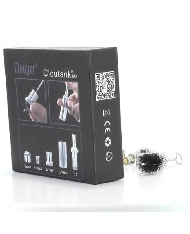 Dry Herb SMoking Cloutank M3 Vaporizer