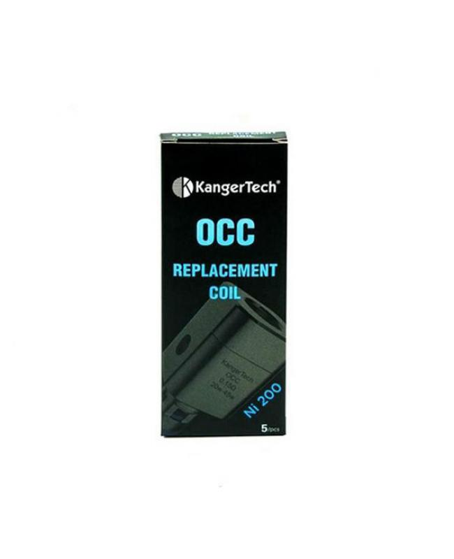 Genuine Kanger Nickel OCC Ni200 0.15ohm Temperature Sensing Coil