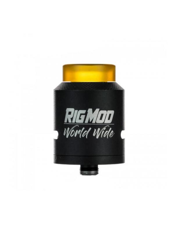 Rig Mods World Wide Model 41 RDA Tank 25MM