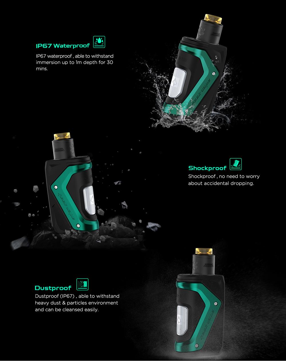 Geekvape Aegis Squonk 100W Kit