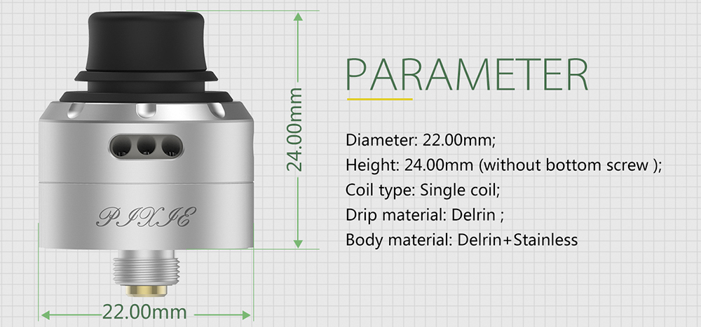 Vapefly Pixie Review