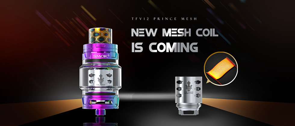 tfv12 prince mesh coils for sale by smok