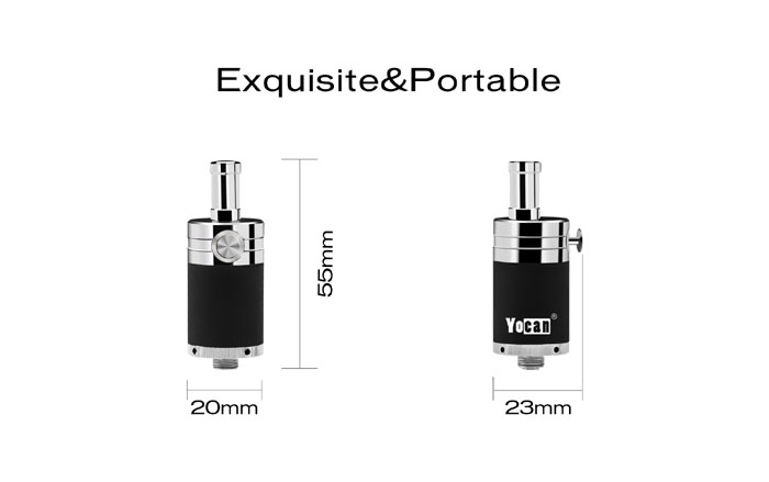 yocan wax atomizer